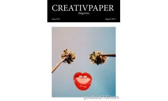 CreativPaper – August 2017