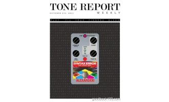 Tone Report Weekly – Issue 200, October 6 2017
