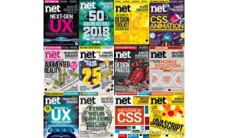 Net_2018年合集高清PDF杂志电子版百度盘下载 共13本