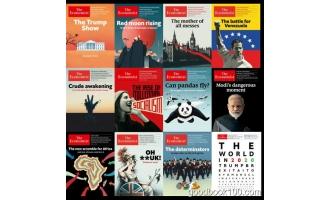 经济学人_The Economist_2019年合集PDF+MOBI+EPUB+音频高清杂志电子版百度盘下载 共52本 12G