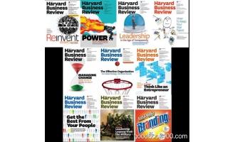 哈佛商业评论英文原版_Harvard Business Review_2010年合集高清PDF杂志电子版百度盘下载 共10本 395MB
