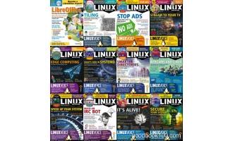 Linux杂志美国版_Linux Magazine USA_2020年合集高清PDF杂志电子版百度盘下载 共12本 631MB