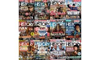 历史杂志_All About History_2020年合集高清PDF杂志电子版百度盘下载 共13本 1G