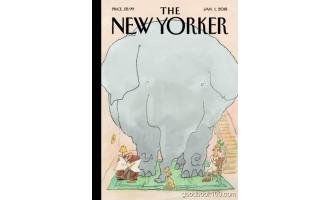纽约客_The New Yorker_2018年合集高清PDF杂志电子版百度盘下载 共54本每周更新
