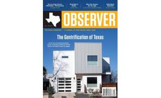 The Texas Observer 3月刊 2020年高清PDF电子杂志下载英文原版 33MB