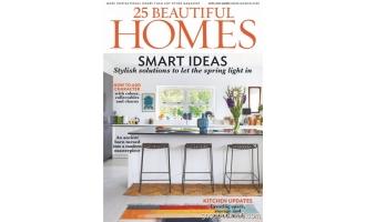 25 Beautiful Homes 4月刊 2020年高清PDF电子杂志下载英文原版 83MB