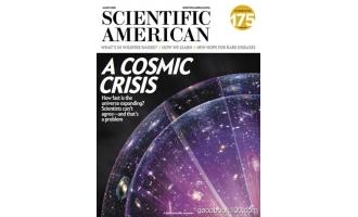 科学美国人_Scientific American_2020年合集高清PDF杂志电子版百度盘下载 共12本