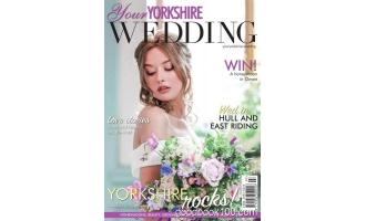 Your Yorkshire Wedding 3月4月合刊 2020年高清PDF电子杂志下载英文原版 77MB