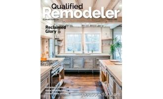 Qualified Remodeler 2月刊 2020年高清PDF电子杂志下载英文原版 11MB