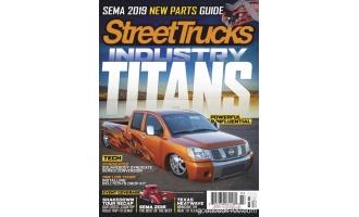 Street Trucks 3月刊 2020年高清PDF电子杂志下载英文原版 70MB