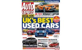 Auto Express 2月刊 26 2020年高清PDF电子杂志下载英文原版 126MB
