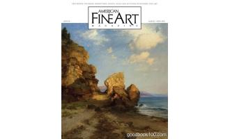 American Fine Art 3月4月合刊 2020年高清PDF电子杂志下载英文原版 66MB
