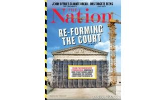 The Nation 3月刊 16 2020年高清PDF电子杂志下载英文原版 24MB