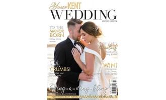 Your Kent Wedding 3月4月合刊 2020年高清PDF电子杂志下载英文原版 110MB