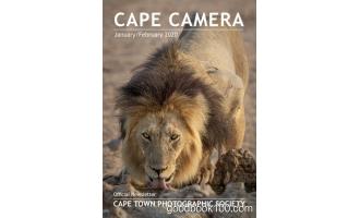 Cape Camera 1月2月合刊 2020年高清PDF电子杂志下载英文原版 12MB