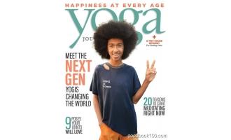 [美国版]Yoga Journal 3月刊 2020年高清PDF电子杂志下载英文原版 88MB