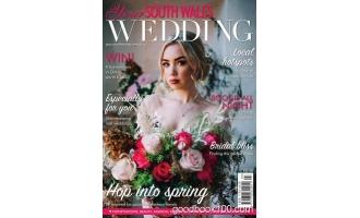 Your South Wales Wedding 3月4月合刊 2020年高清PDF电子杂志下载英文原版 99MB