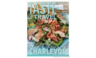 Taste and Travel International 1月刊 2020年高清PDF电子杂志下载英文原版 106MB