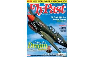 FlyPast 4月刊 2020年高清PDF电子杂志下载英文原版 50MB