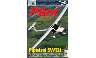 Pilot 3月刊 2020年高清PDF电子杂志下载英文原版 77MB