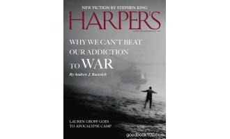 Harper's Magazine 3月刊 2020年高清PDF电子杂志下载英文原版 49MB