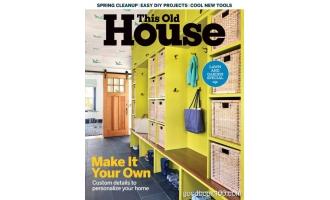 This Old House 3月刊 2020年高清PDF电子杂志下载英文原版 80MB