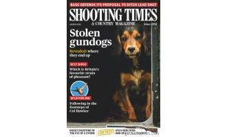Shooting Times&Country 04 3月刊 2020年高清PDF电子杂志下载英文原版 26MB