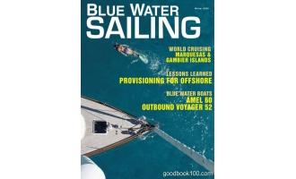 Blue Water Sailing 10月刊 2019高清PDF电子杂志下载英文原版 47MB