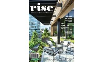 New England Home Rise Spring 2020年高清PDF电子杂志下载英文原版 15MB