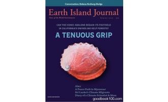 Earth Island Journal 2月刊 2020年高清PDF电子杂志下载英文原版 29MB