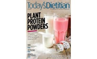 Today's Dietitian 3月刊 2020年高清PDF电子杂志下载英文原版 18MB