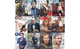 时尚杂志GQ UK英国版_2016年合集高清PDF杂志电子版百度盘下载 共12本