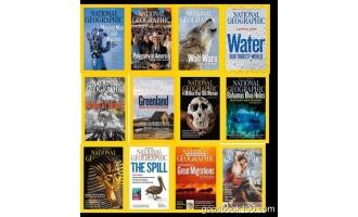 美国国家地理_National Geographic_2010年合集高清PDF杂志电子版百度盘下载 共12本