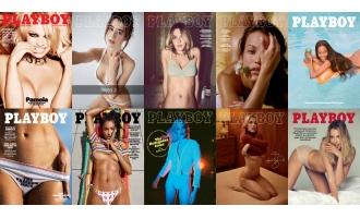 花花公子美国版_Playboy USA_2016年合集共10本PDF杂志电子版百度盘下载