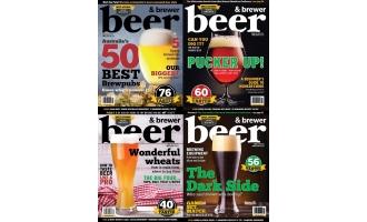 啤酒杂志_Beer & Brewer_2016年合集共4本PDF杂志电子版百度云下载