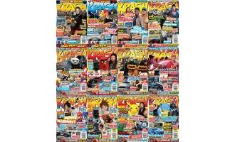 澳大利亚儿童杂志Krash_2016年合集PDF杂志电子版百度盘下载