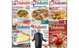 糖尿病自我管理杂志Diabetes Self Management_2016年合集高清PDF杂志电子版百度盘下载
