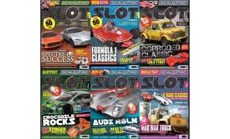 赛车杂志Slot_2016年合集高清PDF杂志电子版百度盘下载 共6本