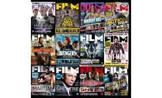 Total Film_2015年合集高清PDF杂志电子版百度盘下载 共12本