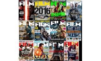 Total Film_2016年合集高清PDF杂志电子版百度盘下载 共12本